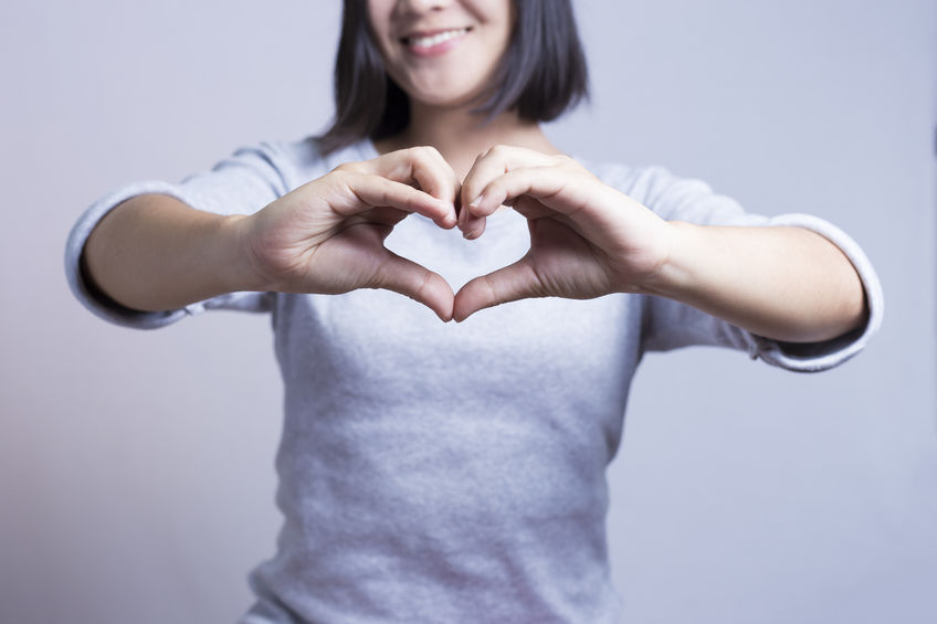Dar desde el corazón
